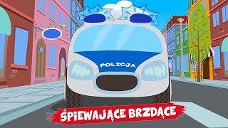 Śpiewające Brzdące - Halo, panie policjancie (Teledysk)