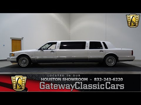 Video of '94 Town Car - L7ZL