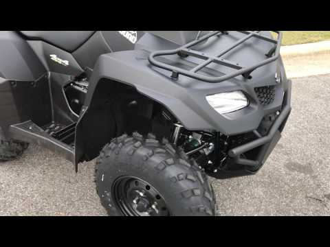 2017 Suzuki KingQuad 400ASi Special Edition in Greenville, North Carolina