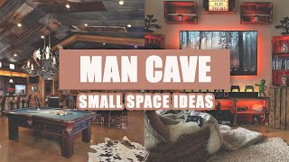 70+ Cool Small Space Man Cave Ideas For Your House