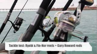 NEW VIDEO: Sailfish triple hook-up_short