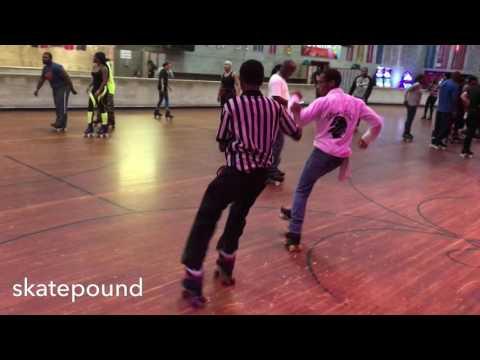Roller Skating Highlights at Bbp Rink 1st Thursday October 2016