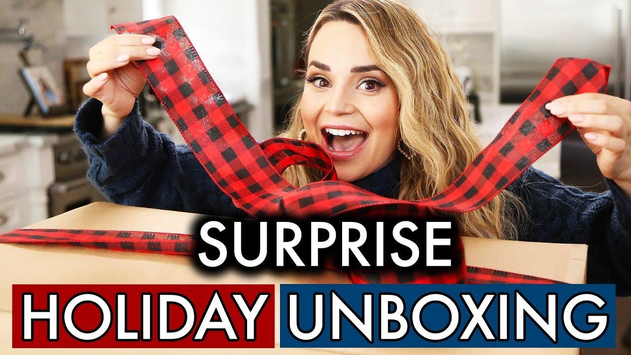 Holiday YouTuber Gift Swap thumbnail