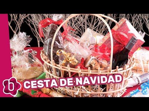 Productos que no pueden faltar en una cesta de Navidad