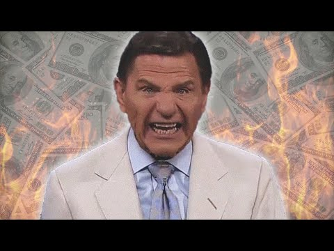 The GRIFT of Kenneth Copeland - How the Demon Pastor SCAMS his Followers out of Millions