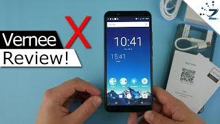 Vernee X Review - Better than Ulefone Power 3? $200, Bezelless, 6200mAh! 9% Off inside!