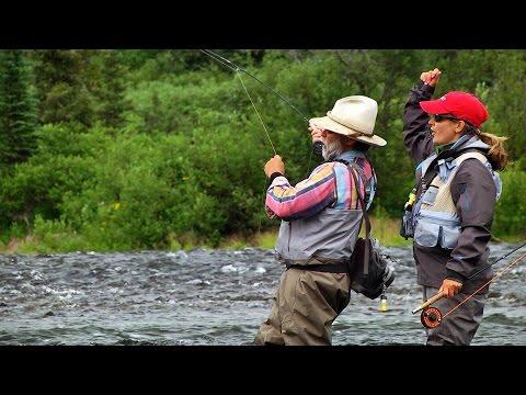 Spatsizi - British Columbia Fly Fishing