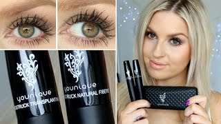 First Impression Review ♡ Younique 3D Fibre Mascara, Does It Really Work?