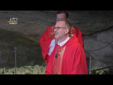 Messe de 10h à Lourdes du 22 janvier 2021