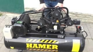 Мощный воздушный компрессор ПРО-2 -линейка  профессиональных компрессоров