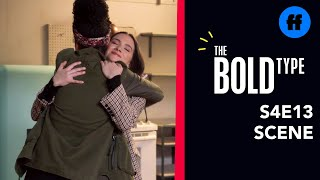 The Bold Type | Season 4 épisode 13 | Extrait 4 : Jane Reaches Breaking Point (VO)