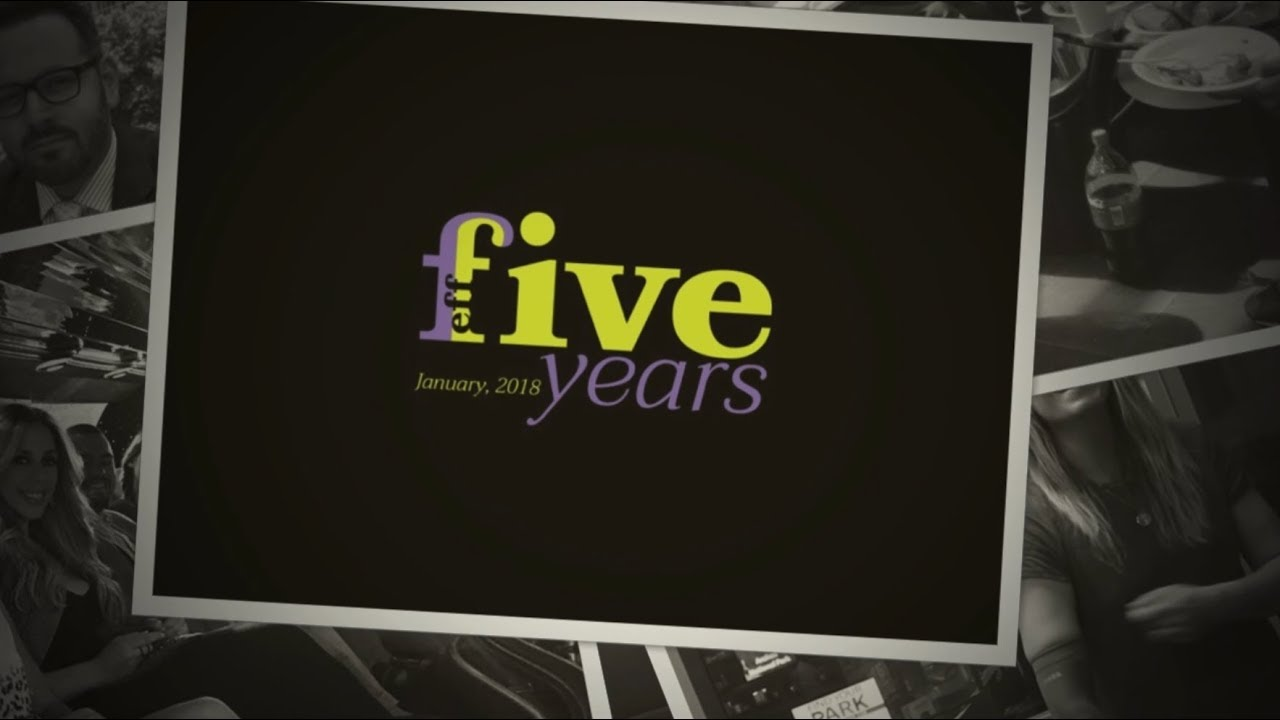 Eff Five Years