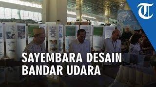 Gandeng Arsitek Lokal, Kemenhub Buat Desain Tiga Bandara Baru Lewat Sayembara
