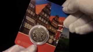 Новая монета Казахстана-Бременские музыканты