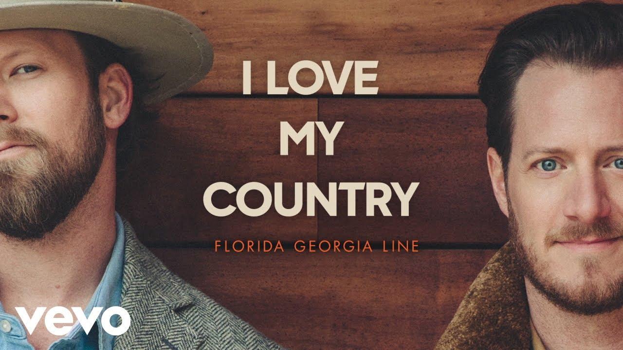 I Love My Country Lyrics