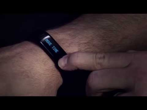 Soleus GO! Fitness Band Overview