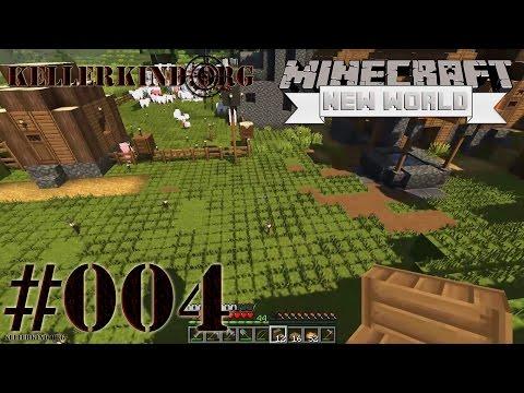 Minecraft: A New World #4 – Unser Dorf soll schöner werden ★ Let's Play Minecraft SMP [HD|60FPS]
