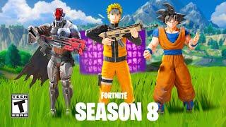Fortnite Season 8 (TRAILER)
