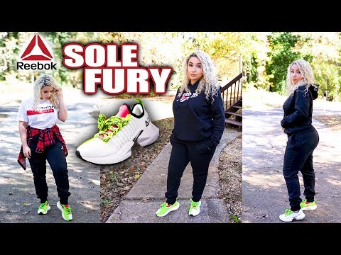 Reebok Sole Fury on Foot Review