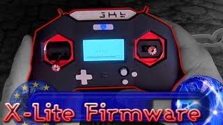 FrSky X-Lite Firmware [Flashing Firmware - Inc. EU to Int & XJT Module]