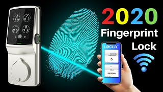 Lockly Smart Lock | Lockly Secure Pro Full Review | DIY Installation & Tips ✅