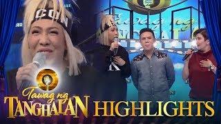 Tawag Ng Tanghalan: Vice Ganda Gets To Pick Who Is At Fault