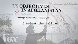 How the US created a disaster in Afghanistan
