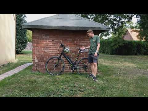 Leader Fox Barnet Cross: Preiswertes E-Bike mit guter Ausstattung