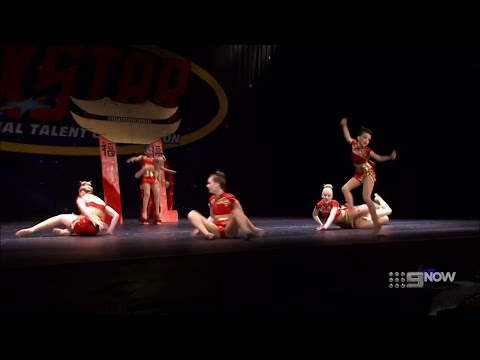 Dance Moms - CADC Group Dance 'Asian Empire' (S2 E18)
