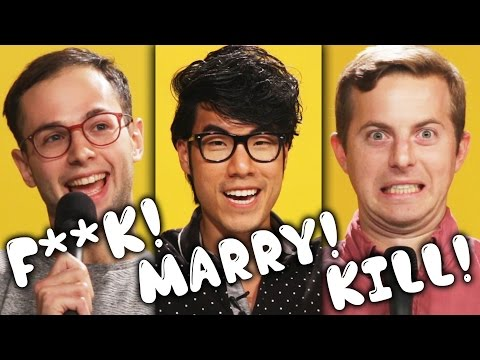 The Try Guys Play F***, Marry, Kill: Ned's Wife Edition (видео)