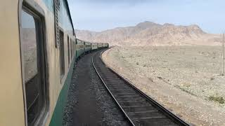 preview picture of video 'Karachi to Quetta Travel by Train.'