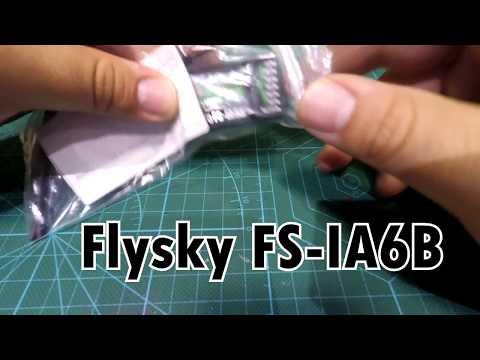 Flysky FS-IA6B Como hacer bind con emisora Flysky o Eachine