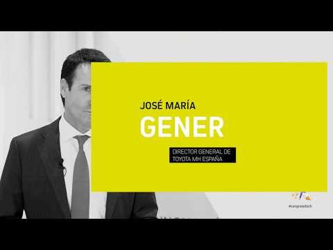 FOCUS Pyme Congreso Tech -Entrevista José María Gener, Toyota MH[;;;][;;;]