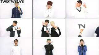 [ENGSUB] UP10TION U10TV ep51 - I'll Take Care of Anything At This Rose Day