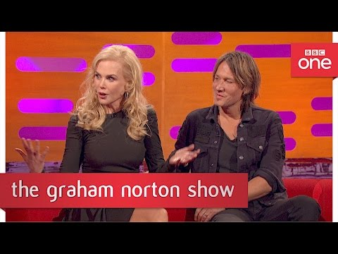 Nicole Kidman doesn't like surprise parties - The Graham Norton Show 2017: Episode 7 Preview