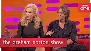 Nicole Kidman Doesn't Like Surprise Parties - The Graham Norton Show 2017: Episode 7 Preview