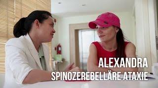Alexandra, Spinozerebelläre Ataxie Typ 1 | Stammzellenbehandlungsbericht