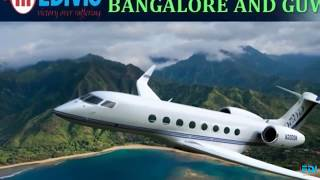 Select Top-Class Emergency Medical Care Medivic Air Ambulance in Bangalore
