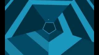 Super Hexagon video