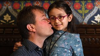 video: Nazanin Zaghari-Ratcliffe's daughter returns to UK to start school, after three years in Iran