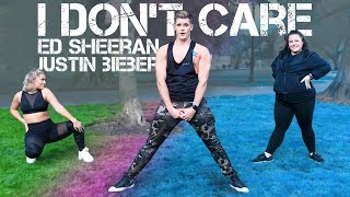 I Don't Care   Ed Sheeran & Justin Bieber | Caleb Marshall | Dance Workout