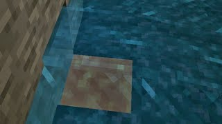 Minecraft glitches ive encountered but i put c418's wait (where are we now) over them
