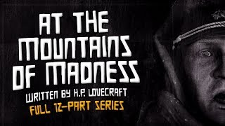 """At the Mountains of Madness"" by H.P. Lovecraft― Classic Horror Audiobook"