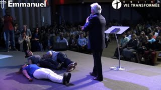 Power In The Blood Of Jesus | Pastor Benny Hinn | Emmanuel Church