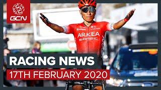 Mont Ventoux Masterclass By Nairo Quintana | GCN Racing News Show