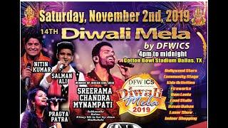 DFW Diwali Mela | Cotton Bowl Stadium Dallas | By NidhiAnkitSingh