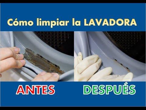 Cómo limpiar la lavadora (4K UHD) - Escondite de RacheL