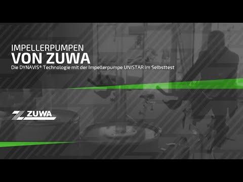 Geschäftsführer Helmut Wimmer von ZUWA hat selbst den Test gemacht!