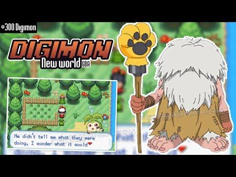 [GBA] Digimon New World - +300 Digimon inGame│Pokemoner.com