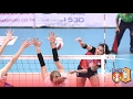 04022017 3BB Nakornnont VS Bangkok Glass  Volleyball Thailand League 2017